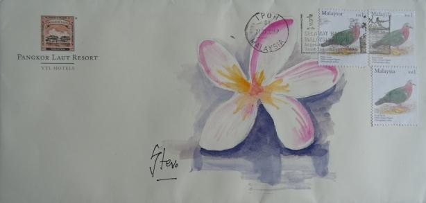 envelope-franked